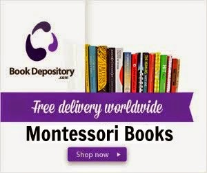 Montessori Books - Free Delivery Worldwide
