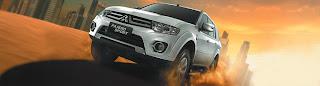 Pajero Sport Dakar 4x2 AT Medan