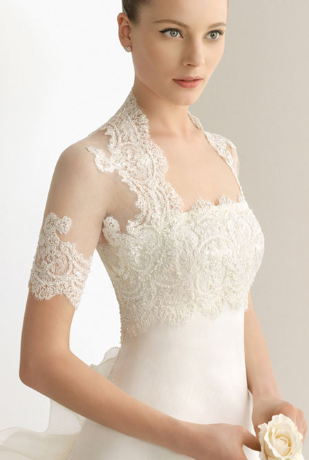 Beautiful coco chanel wedding dress pictures styles for Coco chanel wedding dress