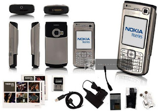 Upgrade Firmware Nokia N70 dengan Phoenix Service Software