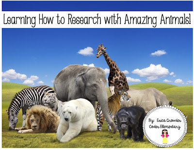https://www.teacherspayteachers.com/Product/Learning-how-to-research-with-Amazing-Animals-Freebie-733072