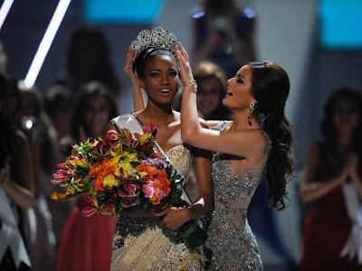 4 A beleza da Miss Universo 2011