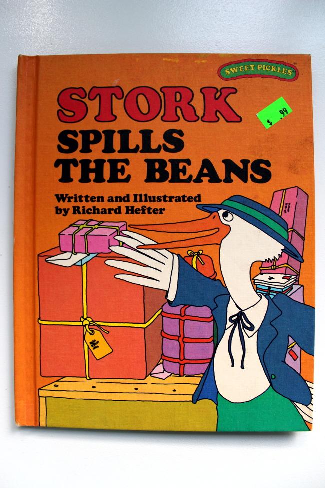 Stork Spills The Beans