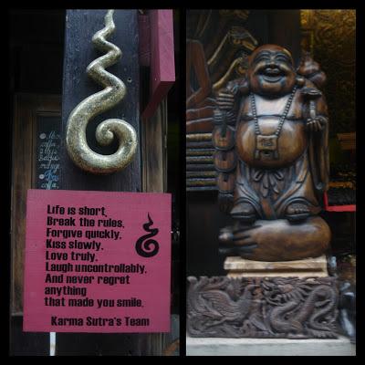 Buddha e karma mantra