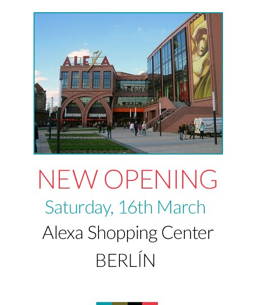 alexa shoppingcenter berlin