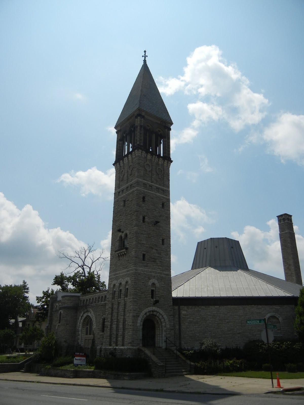 queen city tour  seventh presbyterian church