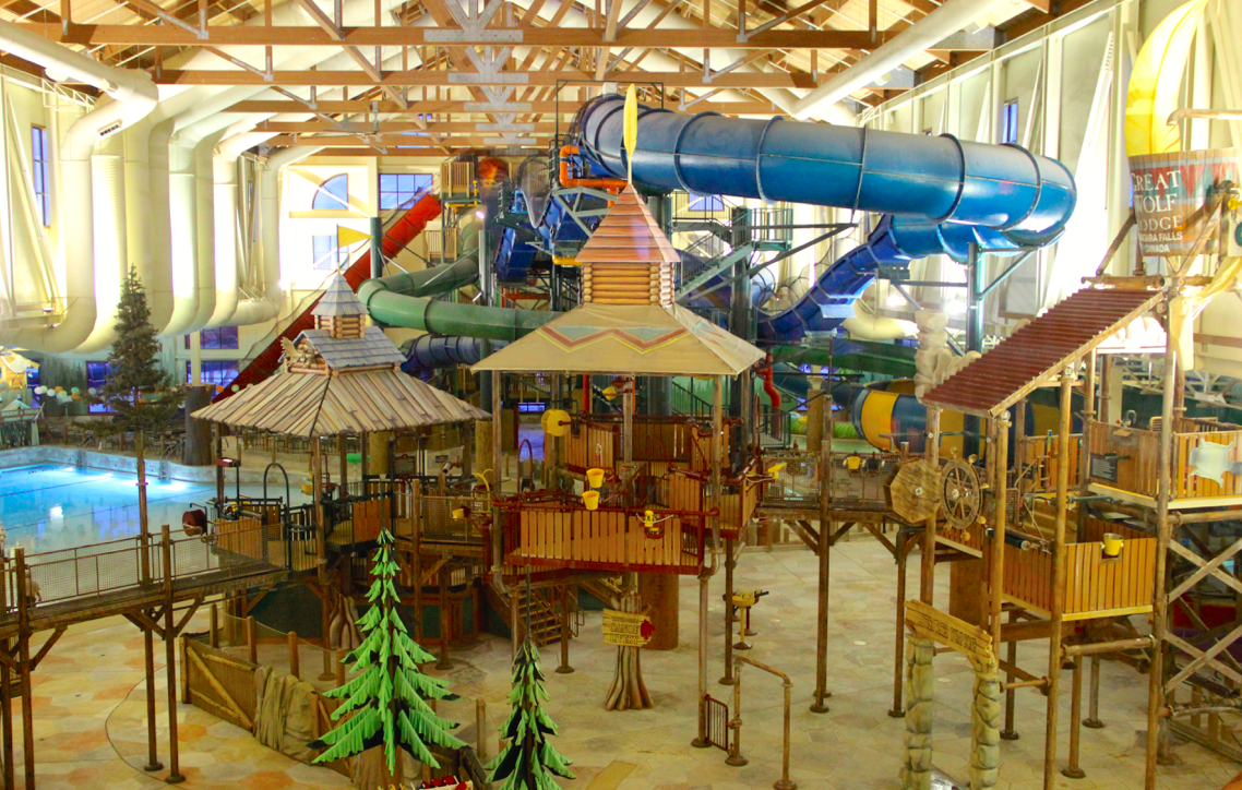 Great Wolf Lodge Niagara Falls - Water Park & Entertainment