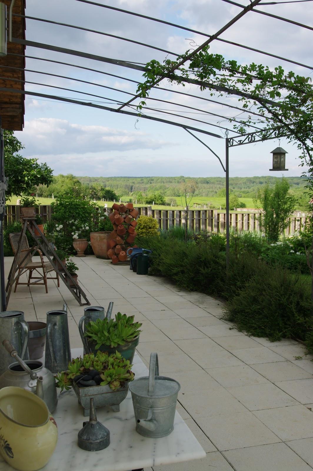 Le jardin boultois c 39 est mon jardin - Terrasse surplombant mon jardin metz ...