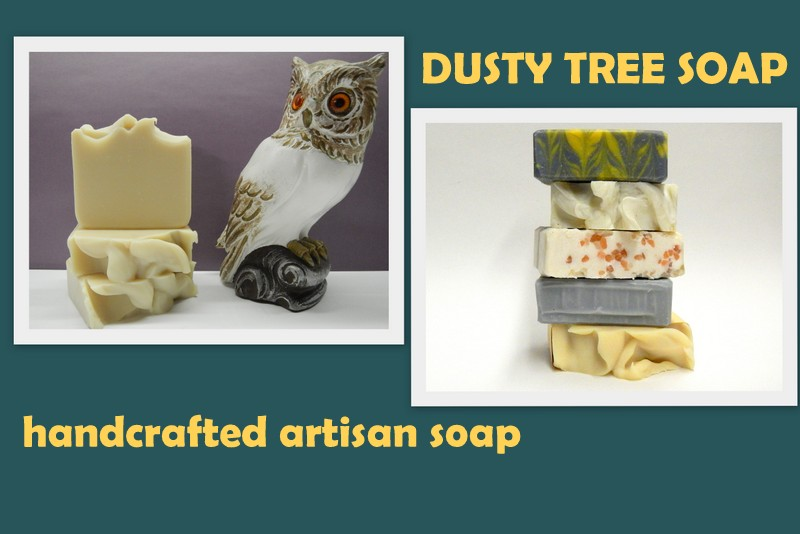 Dusty Tree Soap
