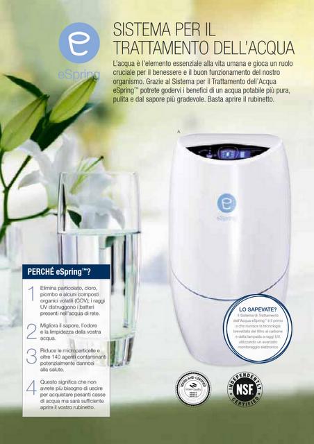 Macchina Dell Acqua : Polup la macchina dell acqua espring