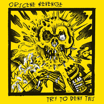"OBSCENE REVENGE - ""TRY TO DENY THIS"""