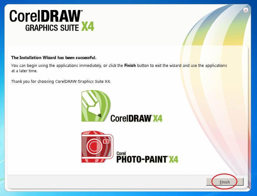 free download corel x4 full