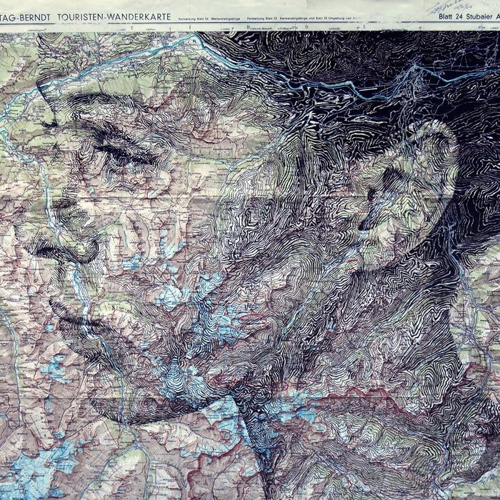 Cartographic by Ed Fairburn