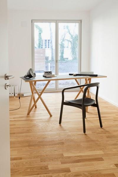 decorar pocos muebles despacho