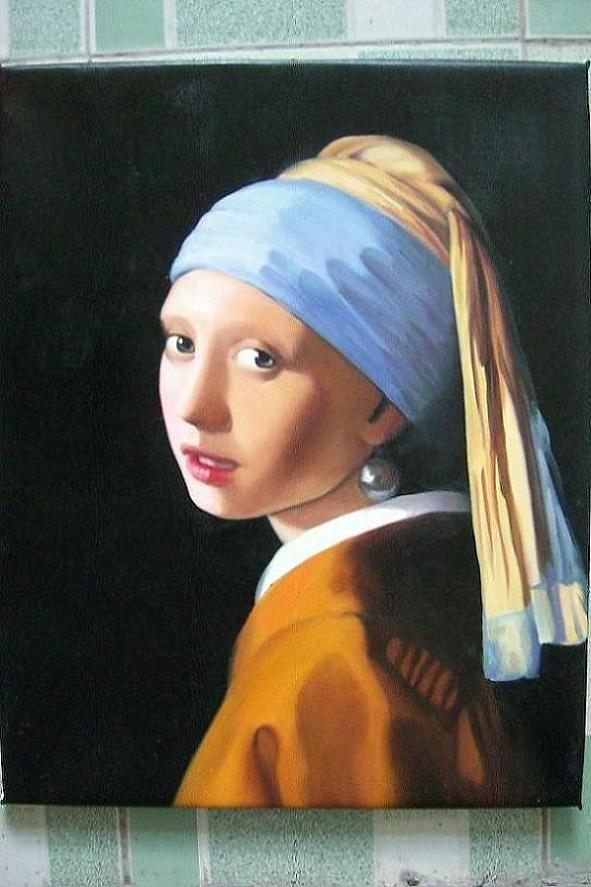 Famous World: Famous Oil Painters Famous Oil Portrait Paintings