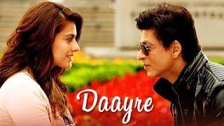 Daayre – Dilwale Shah Rukh Khan Kajol Varun Kriti Official Music Video 2015 – YouTube