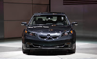 2012 Acura TL Wallpaper
