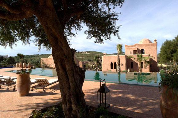 The jardin des douars beautiful guest ksar palace for Au jardin guest house riebeeckstad