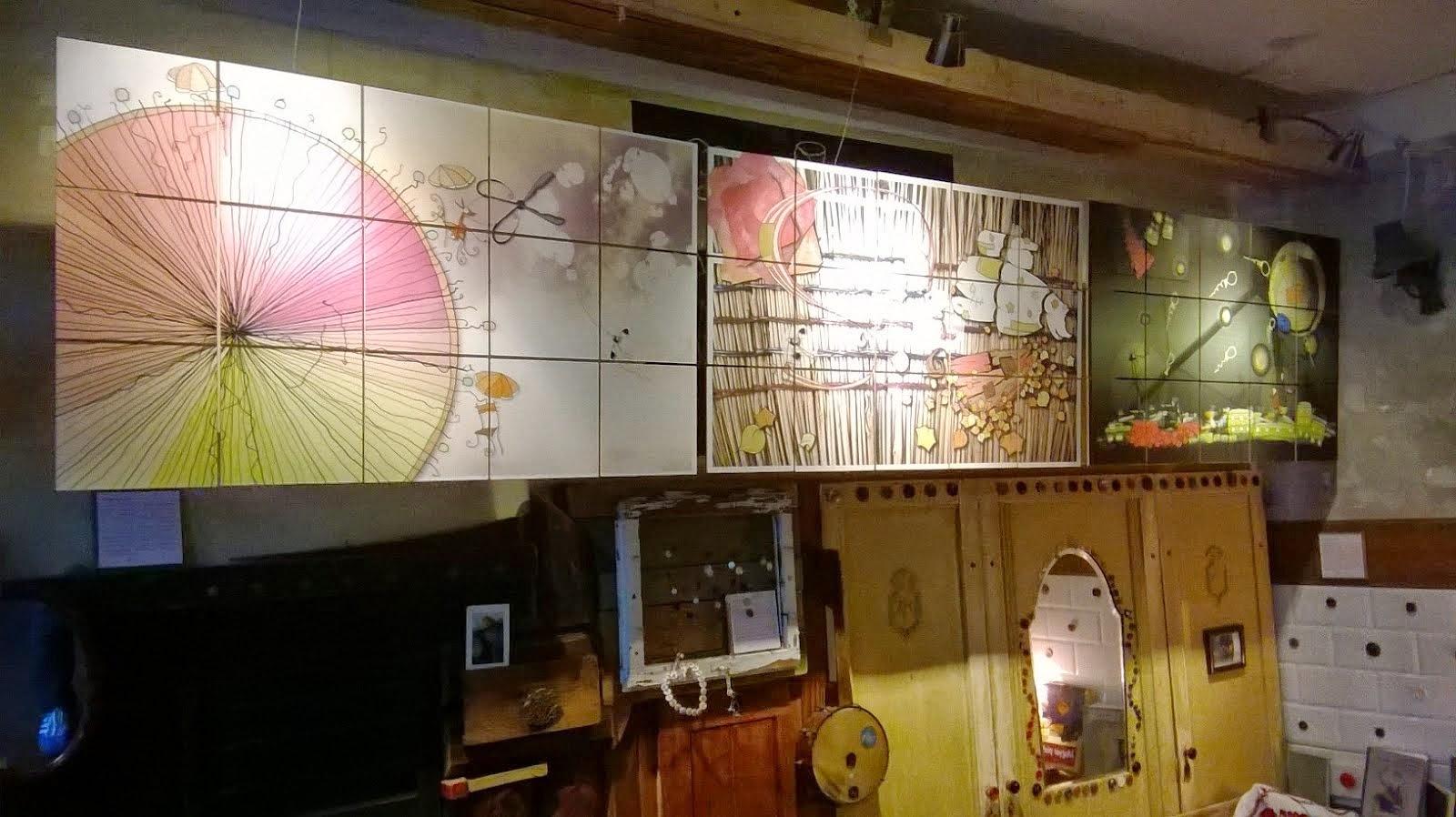 2014 - varnyú est a Gomb kávézóban