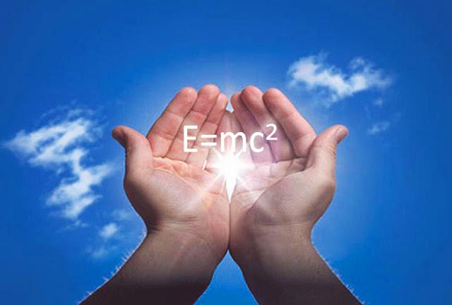 manos orando a la ciencia