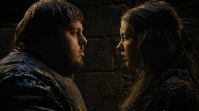 HBO Game of Thrones s04e09: Sam and Gilly