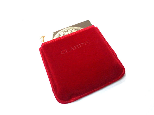 A picture of Clarins Odyssey Eye Quarter Mineral Palette