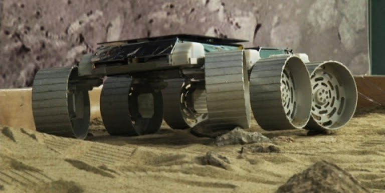 South Korean KIST lunar rover. Credit: KIST