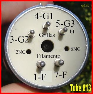 zocalo-base-813-electrodos-rf-amplificador-de-potencia