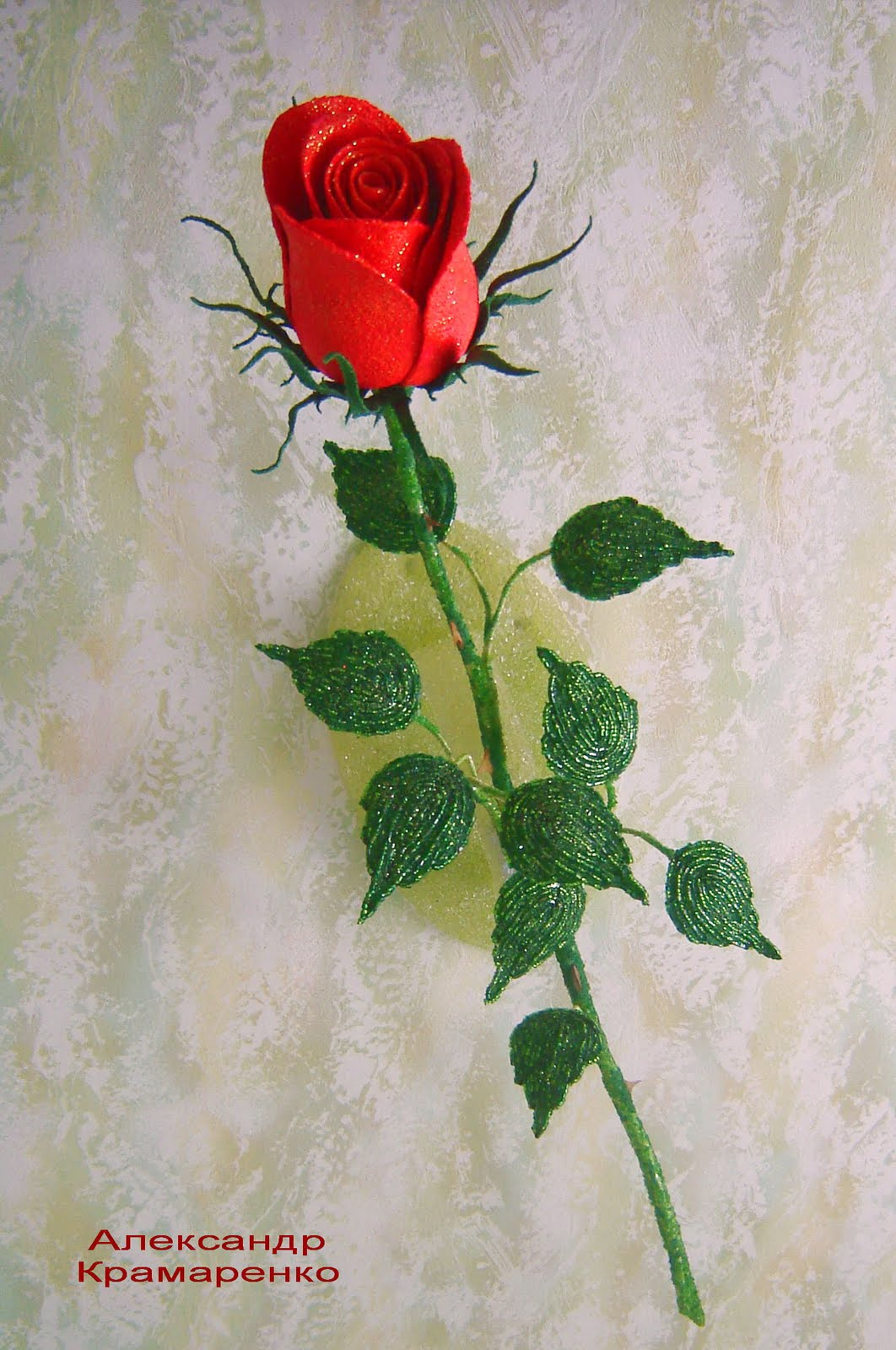 Поделки из стеблей роз - Для умелых рук - Главная страница