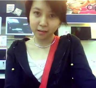 Untitled [Video] Awek Cute Ni Tak Sedar Dia Sedang Dirakam