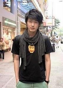Gambar Model Rambut Pria Korea
