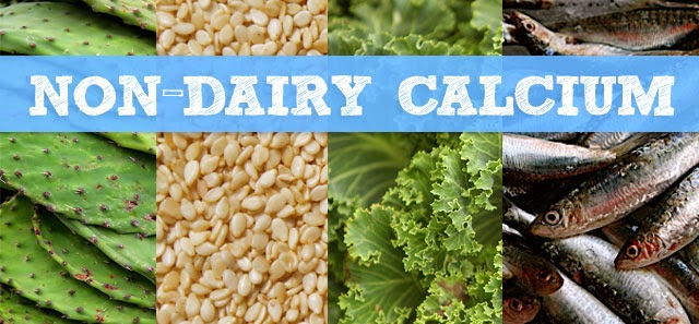 5 Foods with More Calcium Than Milk