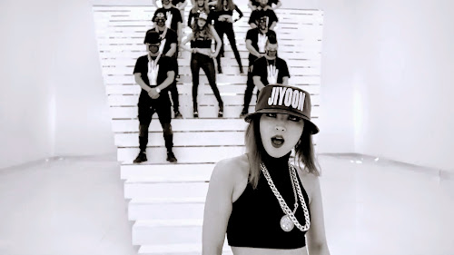 4minute Jiyoon Crazy