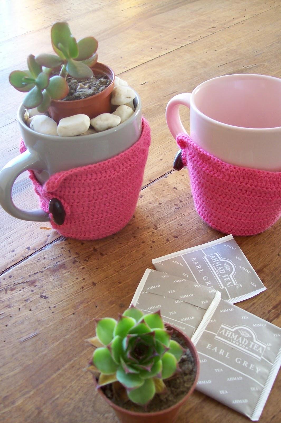 Ultimissime dall 39 orto mug vestite e mini succulente da for Tazze da regalare a natale
