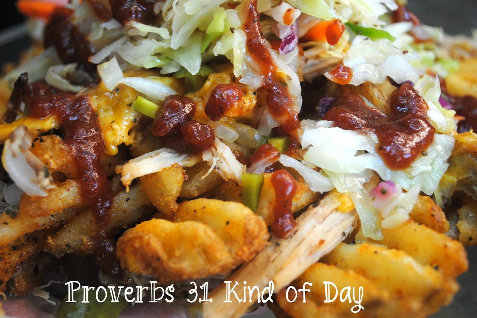 Proverbs 31 Kind of Day: Cowboy Nachos