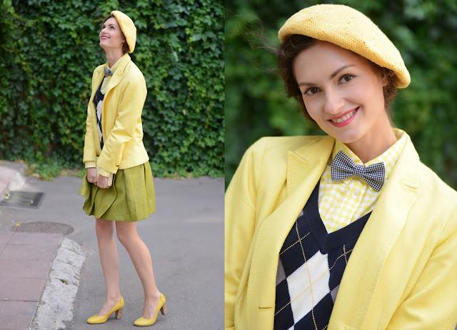 Сharity shop_Shurshitta_Anastasia_Gribach_preppy style