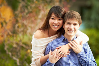 Engagement Photo of Patrick and Alina