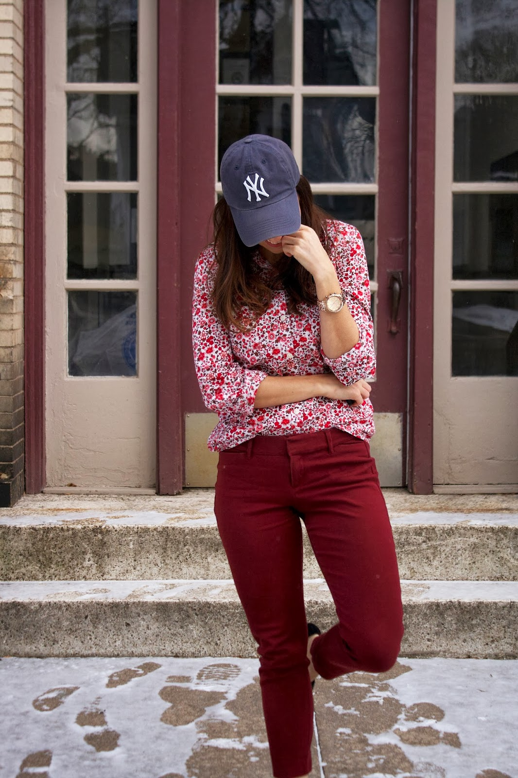how to style a baseball cap
