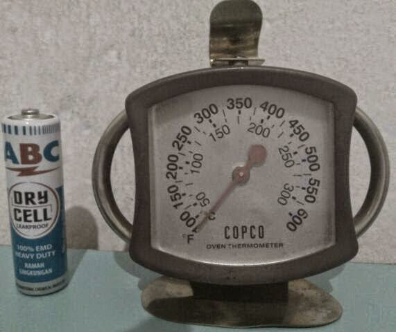 Thermometer Oven Vintage Rp225.000
