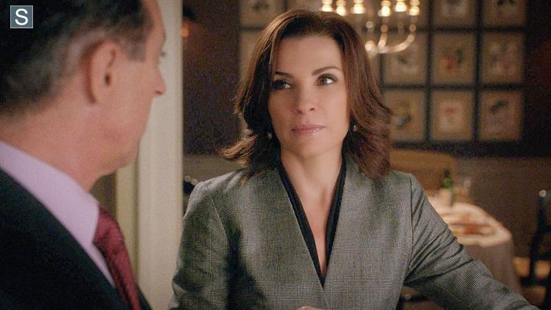 """The Good Wife - The Line - Review - """"Cary is the New Black"""""""