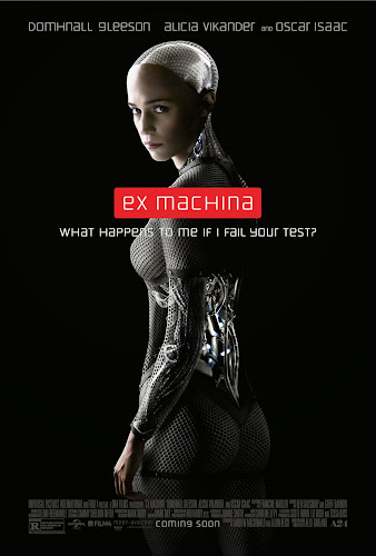 Ex Machina (DVDRip Dual Latino / Ingles) (2015)