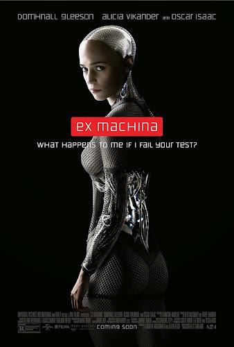 Ex Machina (DVDRip Dual Latino / Ingles) (2015)