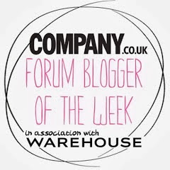 Company Forum Blogger of the Week