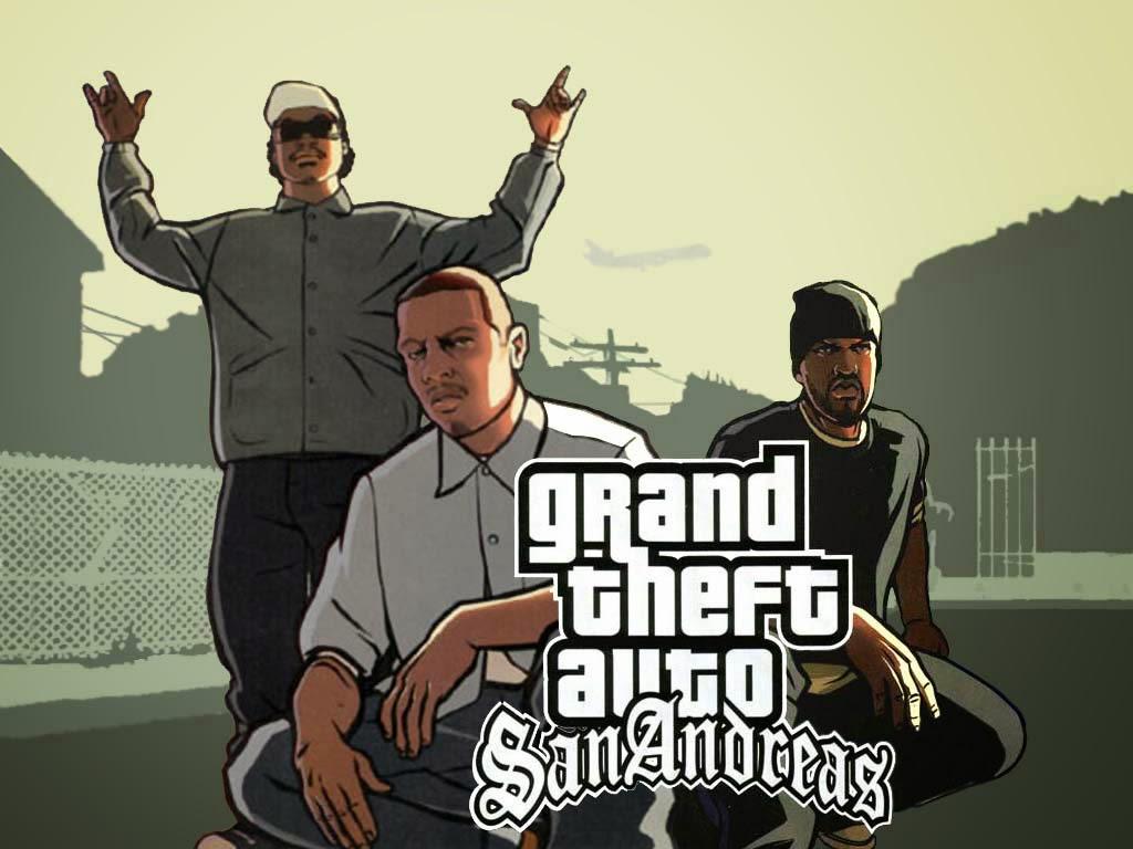 صدور لعبة GTA San Andreas xbox 360