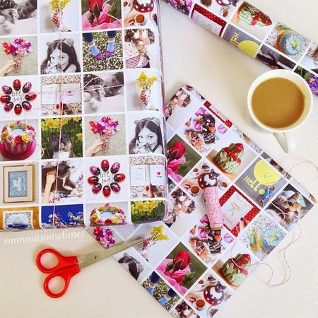 Papel de regalo Instagram Wrap.me