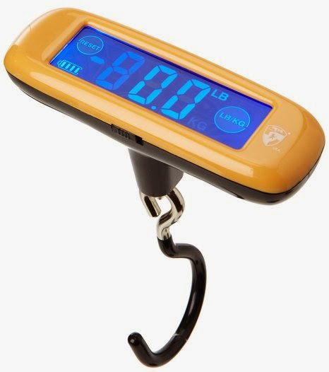 Cool and Useful Luggage Scales (15) 12