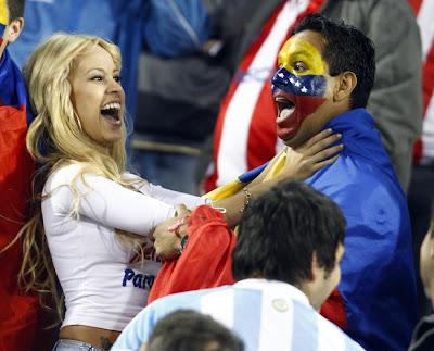 Copa America Centenario Offers Unique Soccer Fan Experience