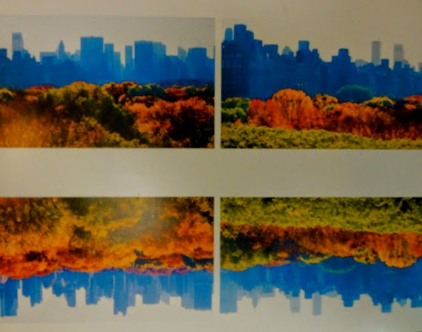 Manhattan Skyline In 4-Part Harmony