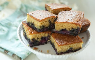 Lemon Blueberry Cake Pictures