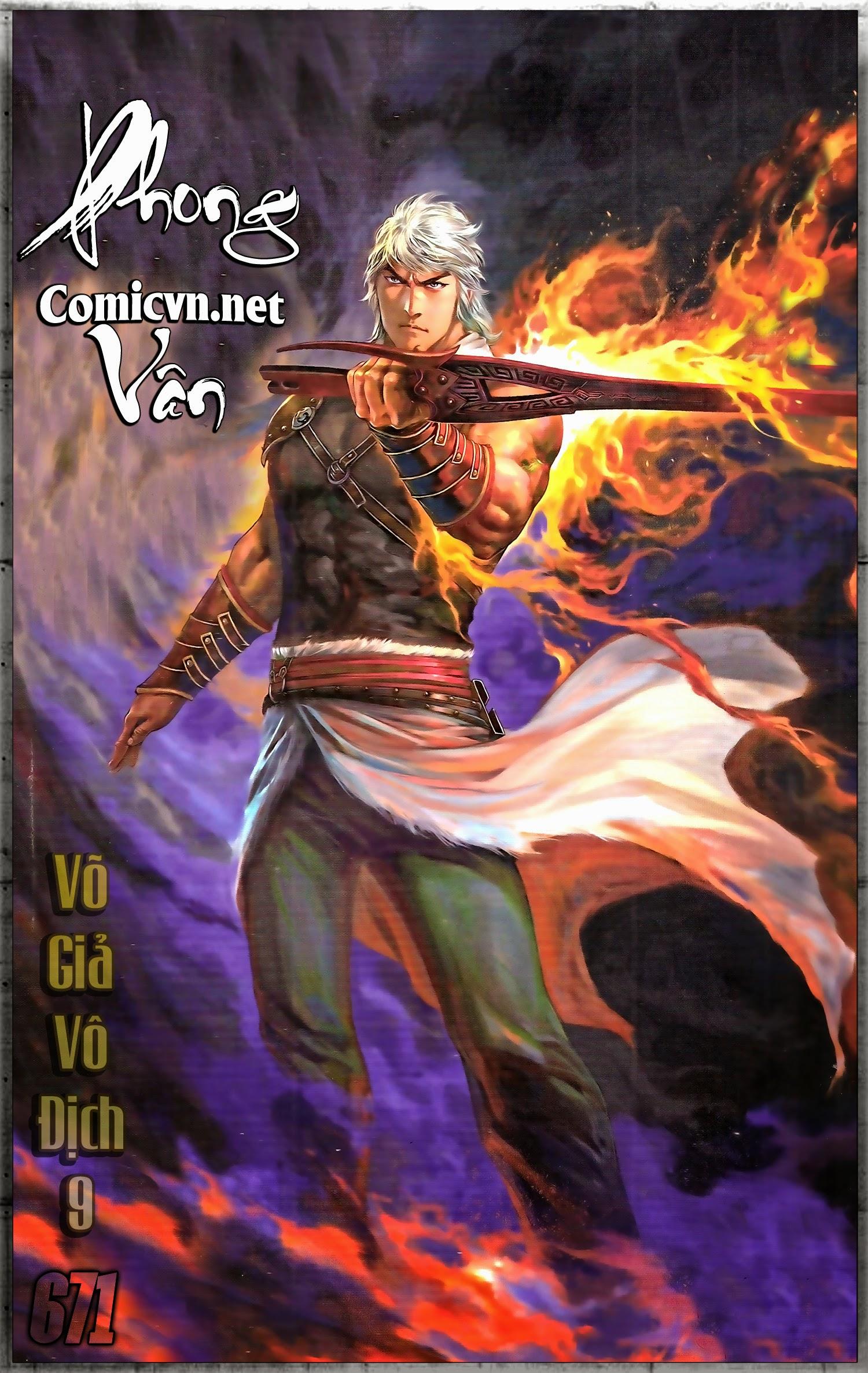 Phong Vân chap 671.1 - Trang 1